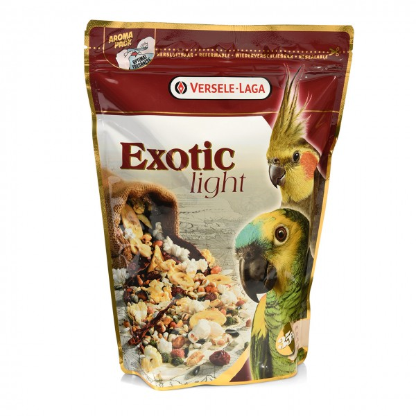 Versele-Laga Exotic LIGHT -750 g