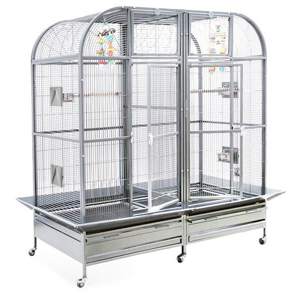 Vogelvoliere Palace II - Platinum von Montana Cages