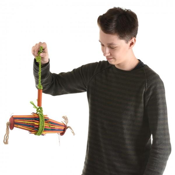 Vogelspielzeug Chopstick Foraging Toy-S