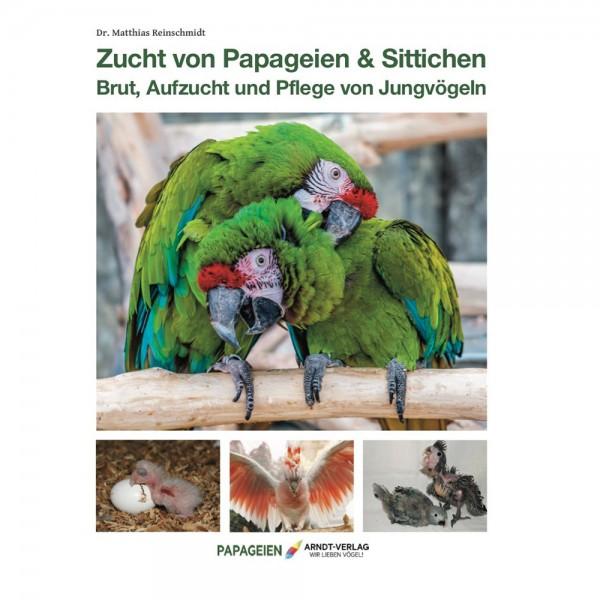Buch: Zucht von Papageien und Sittichen