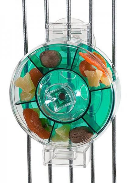 """Leckerchenrad XL """" Foraging Wheel """" -Futtersuche mit Spaß"""