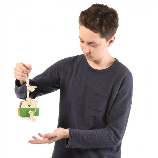 Vogelshredderspielzeug Almond Sandwich Bird Toy