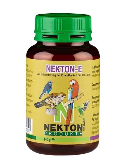 Vitamine NEKTON-E  140gr.   Vitamin-E-Präparat zur Zucht für Vögel und Reptilien