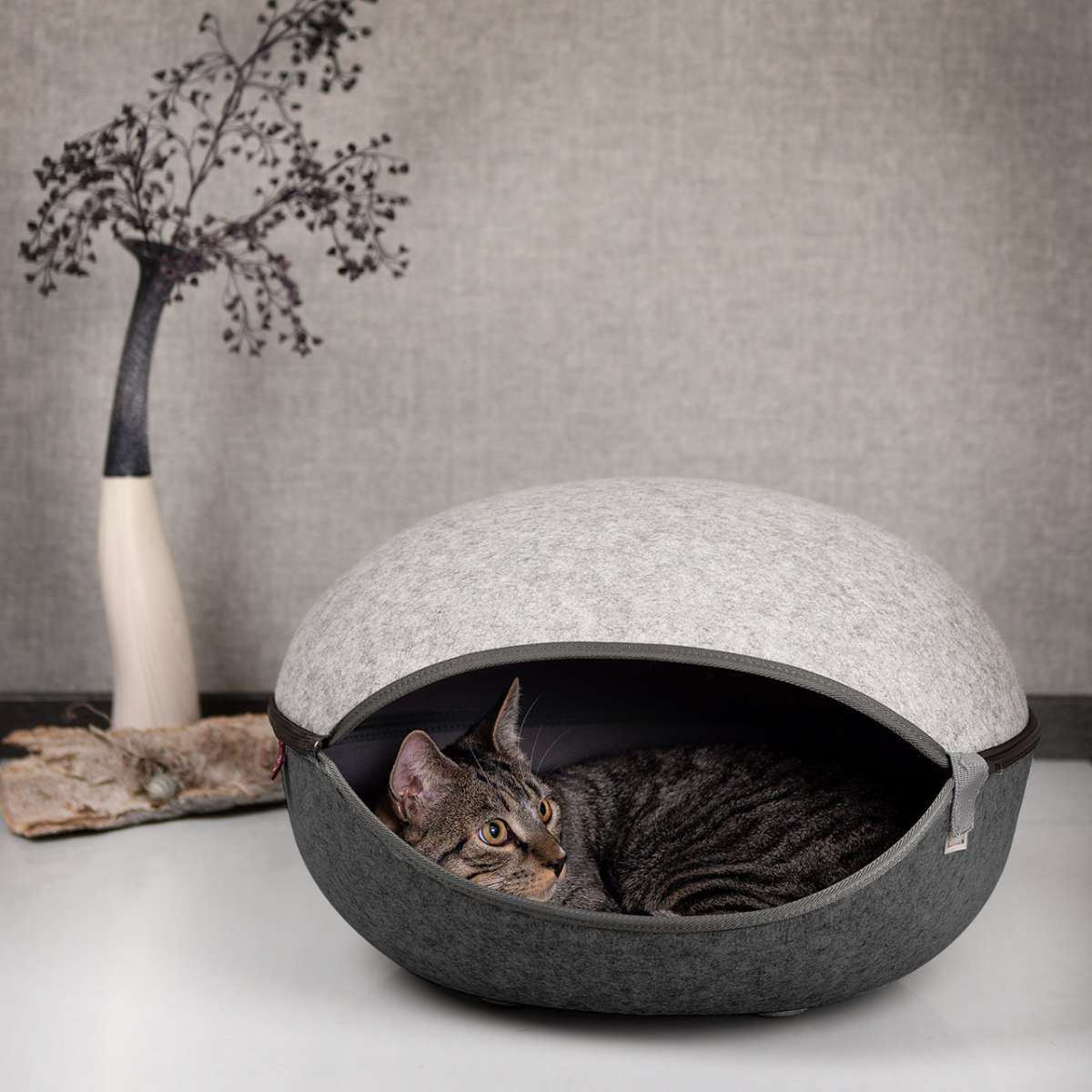 The Cat Bed Igloo