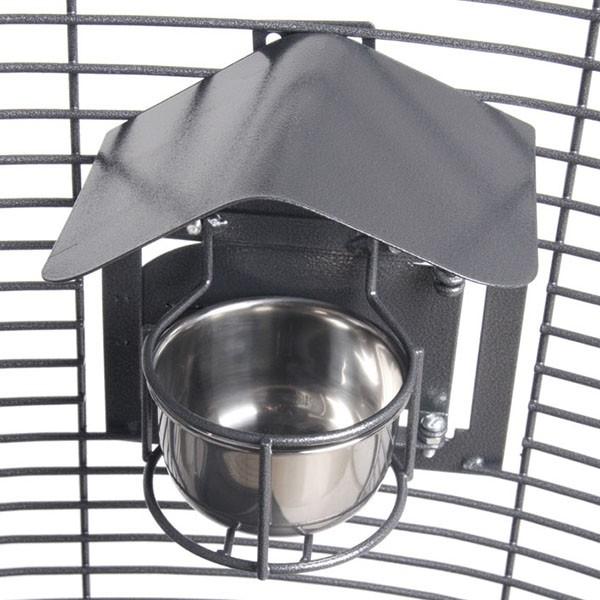 Feeder Shield (Napfdach) - Large Antik