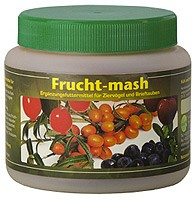 """Fruchtmix """"Frucht-mash 320gr"""" für Sittiche & Papageien"""