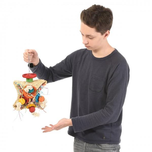 Tikki Takki - das Spielzeug für Papageien