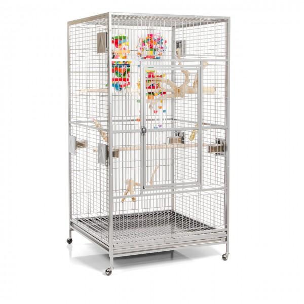 Papageienkäfig Arkansas I - Platinum