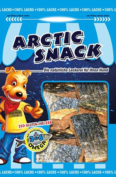 12 x 100gr ARCTIC SNACK Lachs-Happen
