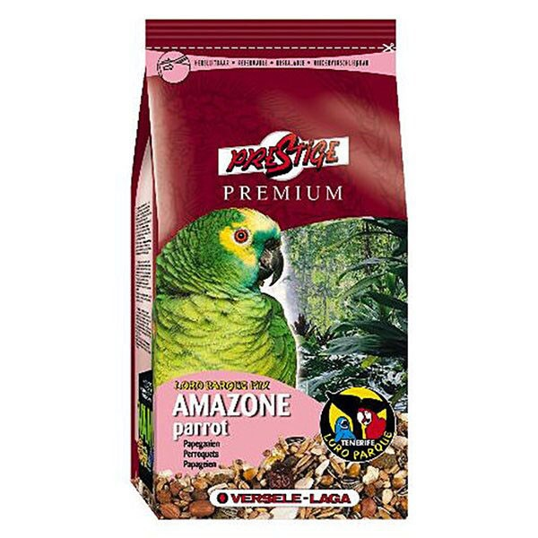 Versele Loro Parque Mix Amazon Parrot-15 kg
