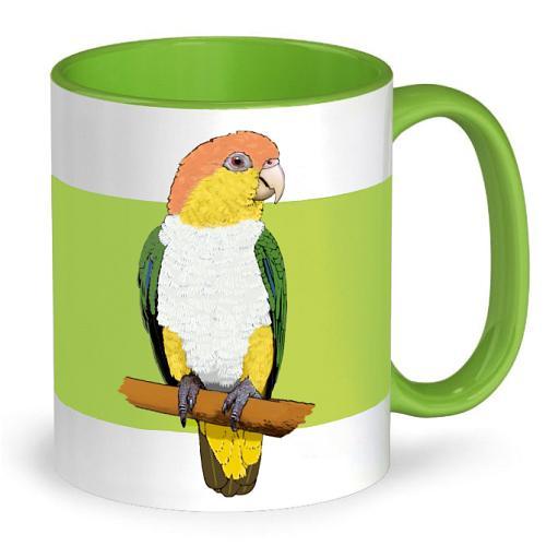 tassen mit vogelmotiven g nstig kaufen parrotshop. Black Bedroom Furniture Sets. Home Design Ideas