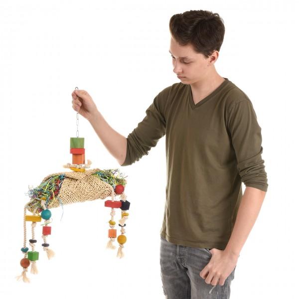 Fairytale  - märchenhaftes Spielzeug für Papageien