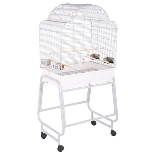 Vogelkäfig Memphis II - Platinum von Montana Cages