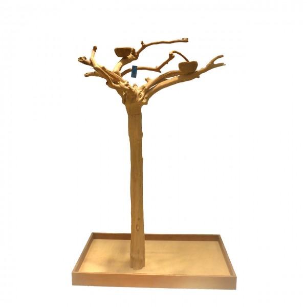 Java Tree Freisitz aus Kaffeeholz - Large für Papageien, Aras und Kakadus BM50183