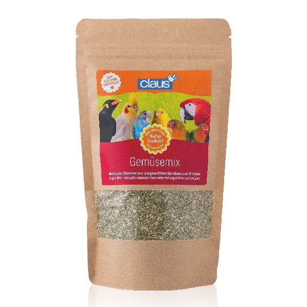Gemüsemix 150g - Reines Naturprodukt mit Oregano