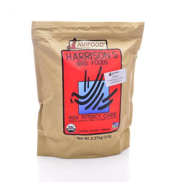 Dr. Harrison Zuchtfutter High Potency coarse Pellet 2,27 kg