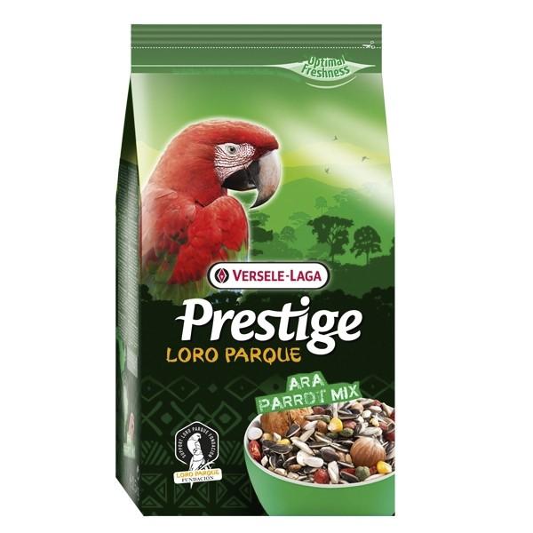 Papageienfutter für Aras Versele Loro Parque Mix Ara - 15 kg