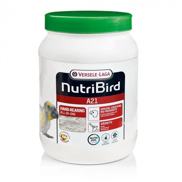 Jungvögel Handaufzuchtfutter A21- 800 g