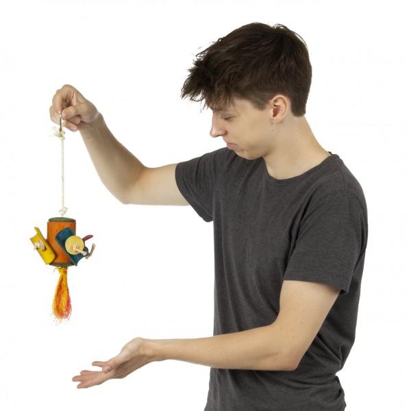 Vogelspielzeug | New Primrose | Shredderspielzeug für Papageien