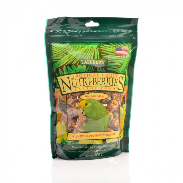 Lafeber Tropical Fruit Nutri-Berries 284g Papageien