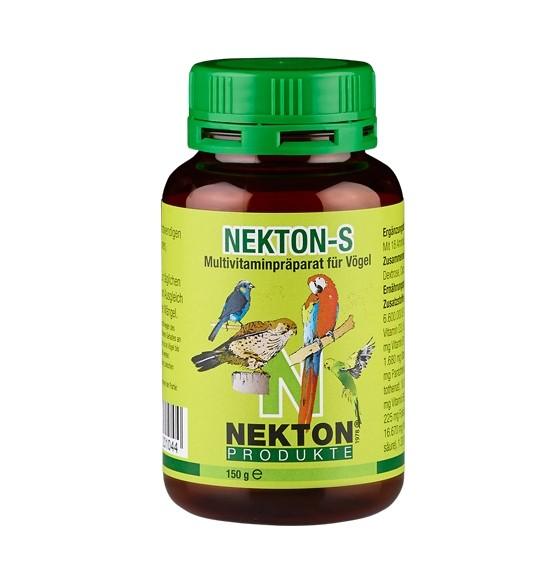 Vitamine NEKTON-S - 150gr. für Vögel | Sittiche und Papageien | Multivitaminpräparat