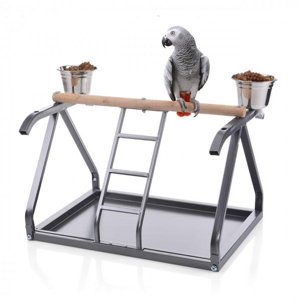 Tischfreisitz für Papageien von MONTANA CAGES