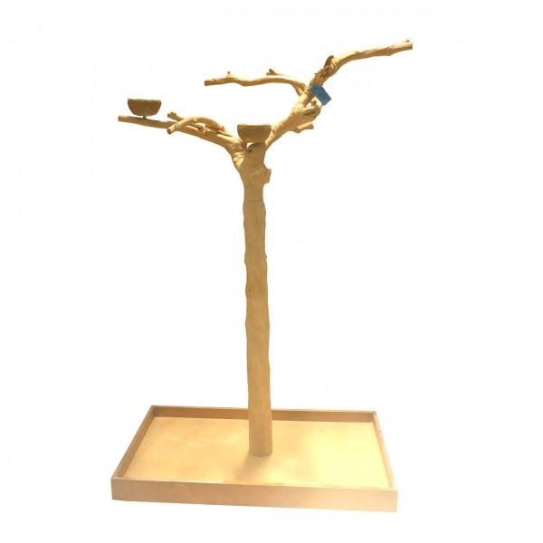 Java Tree Freisitz aus Kaffeeholz - Large für Papageien, Aras und Kakadus BM50164