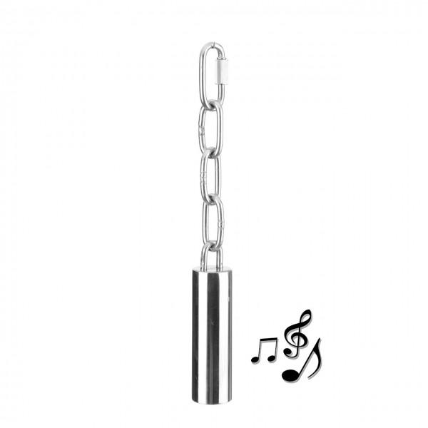 Glocke aus Edelstahl in S
