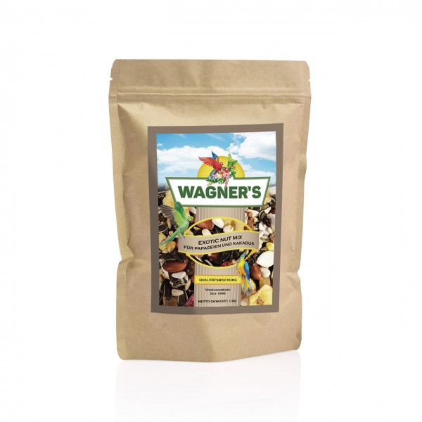 Wagner''s Exotic Nut Mix - 1 kg