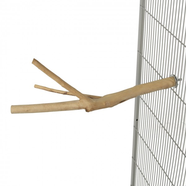 Klettersitzstange   Baliwood - Medium   Naturholzsitzstange   ca. 40 x 3 cm