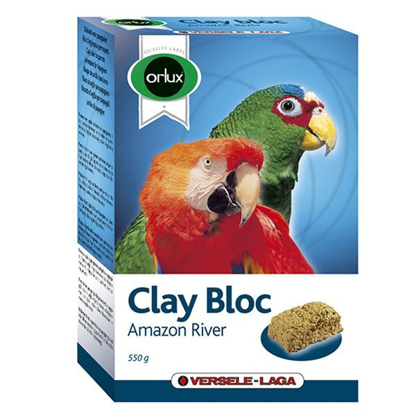Clay Bloc Amazon River - 550 g