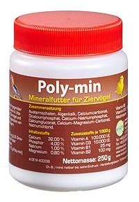 Poly-min 250gr