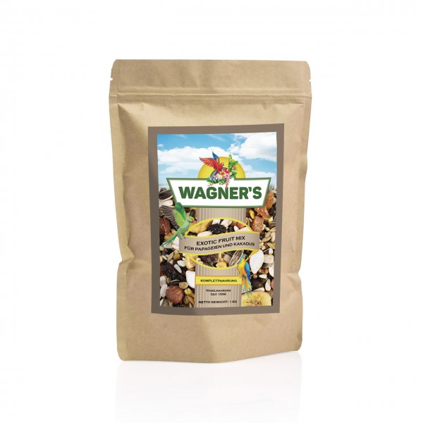 Wagner''s Exotic Fruit Mix - 1 kg