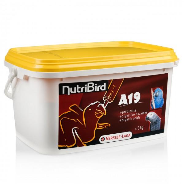 Jungvögel Handaufzuchtfutter A19- 3000 g