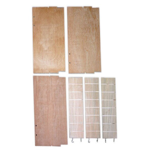 Holz-Kit für Happy Home 66 B