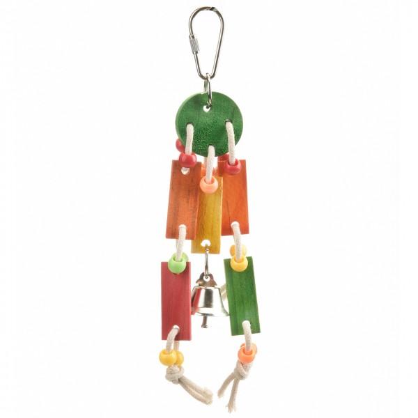Vogelspielzeug Coin Toss Bird Toy für Sittiche & Papageien