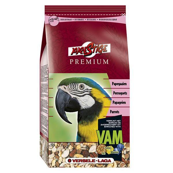 Versele Premium Papageien - 2 kg