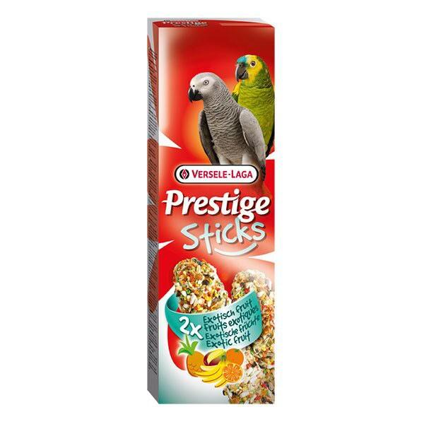 Knabberstangen für Papageien Exotische Früchte