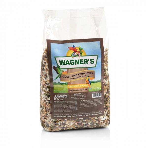Wagner''s Quellfutter und Keimfutter 1 kg
