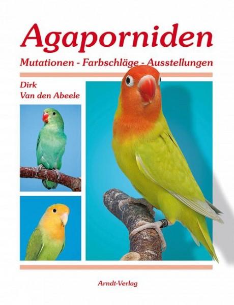 Agaporniden Band 2: 272 Seiten, ca. 300 Farbfotos, fester Einband, 26,4 x 21,6 cm.
